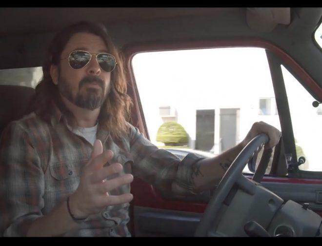"""Fotos de El documental """"WHAT DRIVES US"""" de Dave Grohl y Foo Fighters ya esta en Amazon Prime Video"""