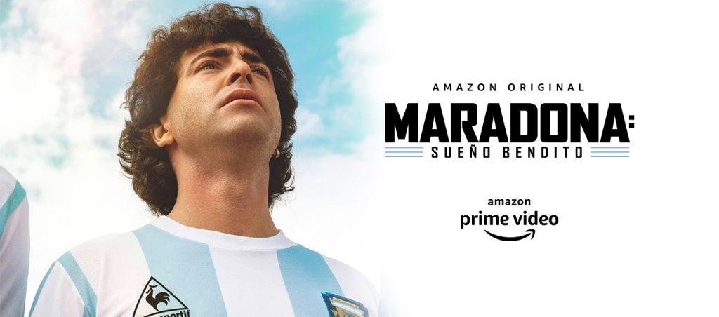 """Foto de Adelanto de Maradona: Sueño Bendito, serie de Amazon Prime sobre el astro """"Diego Maradona"""""""