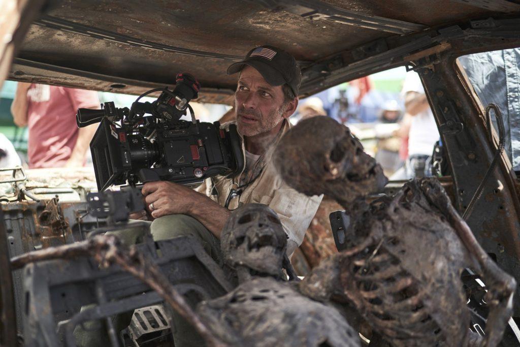 Foto de Netflix producirá la nueva película de Zack Snyder, lleva por nombre  Rebel Moon