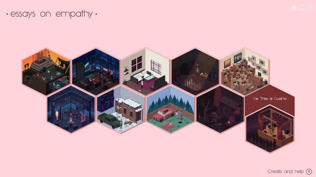 Foto de En mayo llega Essays on Empathy un pack de 10 videojuegos en uno