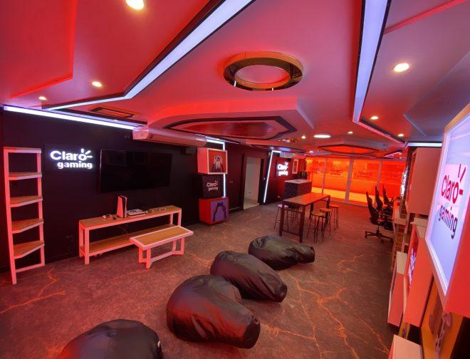 Fotos de Claro Gaming y PESA inauguran el Centro de Alto Rendimiento (CAR) en Lima