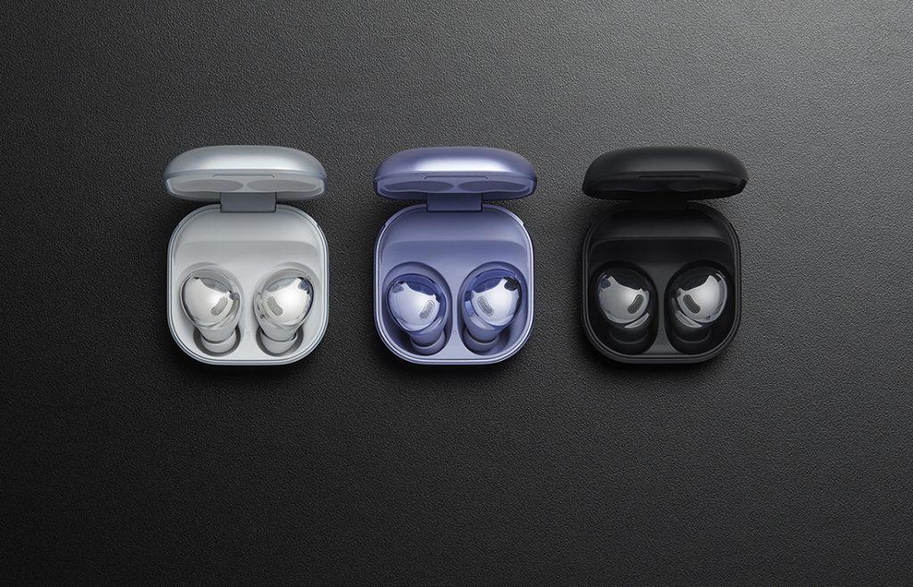 Foto de Galaxy Buds Pro efectivos para personas con pérdida auditiva