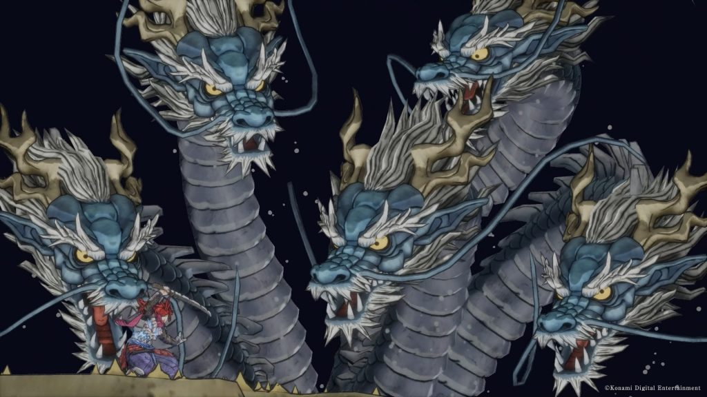 Foto de GetsuFumaDen: Undying Moon el nuevo Roguevania de Konami se da a conocer