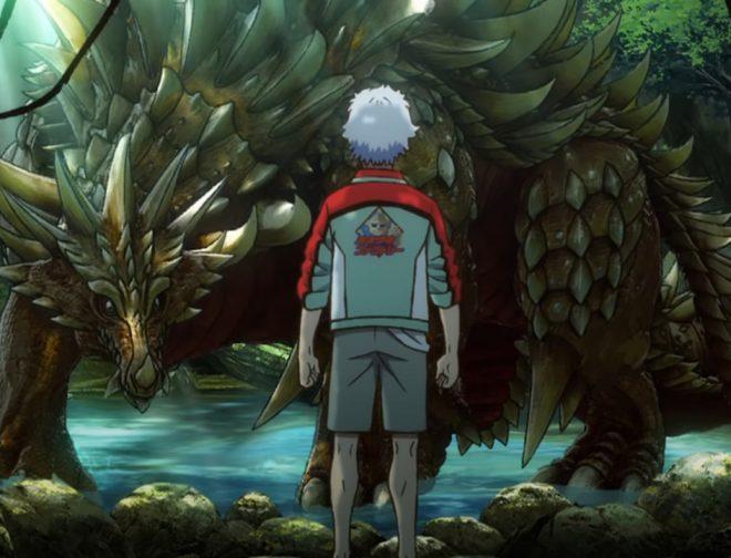 Fotos de Muchos kaijus se dejan ver en el nuevo tráiler del anime, Godzilla: Singular Point