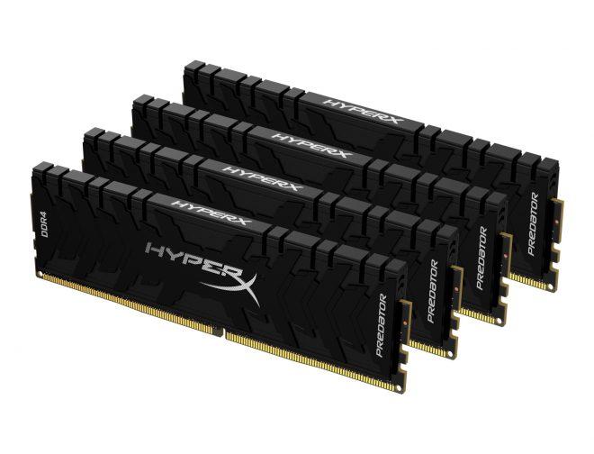 Fotos de HyperX establece el récord mundial de overclocking DDR4 a 7156MHz