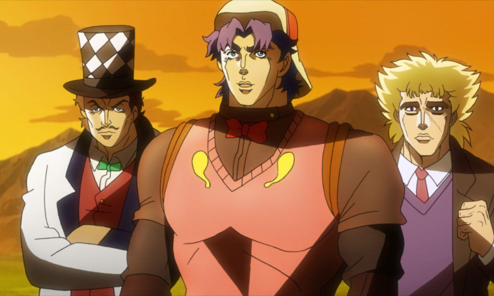 Foto de Netflix confirma fecha del estreno del anime JoJo's Bizarre Adventure