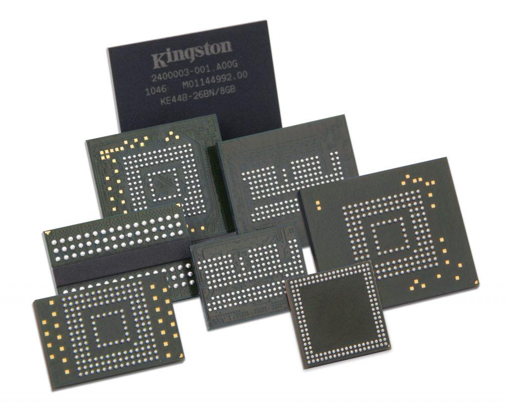 Foto de Kingston firma alianza con NXP Semiconductors