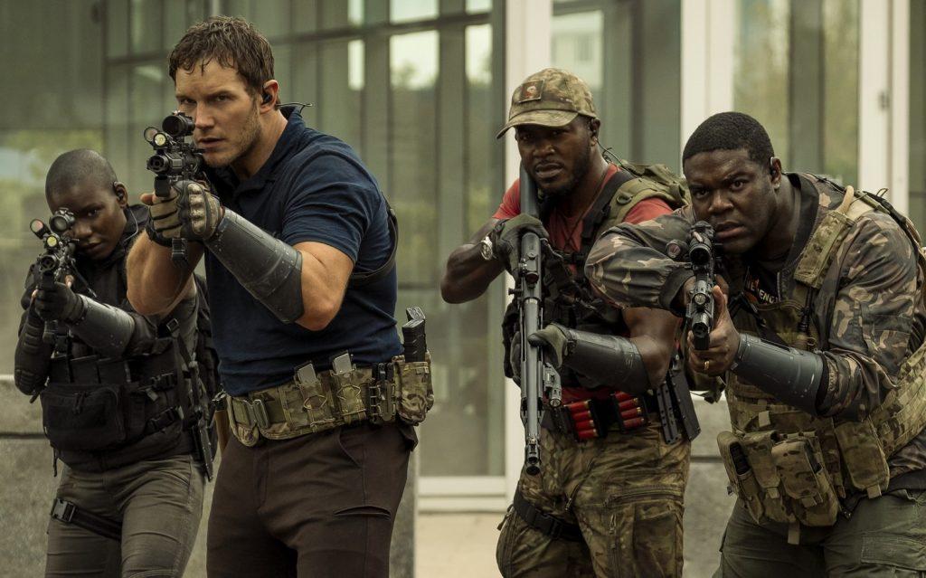 Foto de Primer vistazo a La Guerra del Mañana, película de ciencia ficción con Chris Pratt