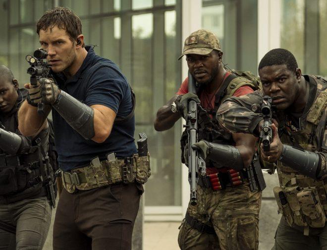 Fotos de Primer vistazo a La Guerra del Mañana, película de ciencia ficción con Chris Pratt