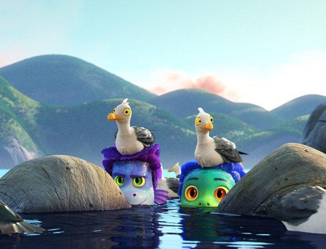 Fotos de Hermoso y divertido nuevo tráiler de LUCA, película de Disney y Pixar