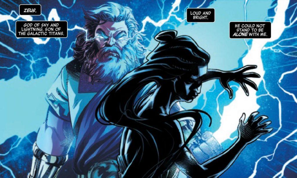 Foto de Russell Crowe confirma que será Zeus en Thor: Love And Thunder