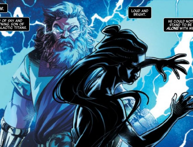 Fotos de Russell Crowe confirma que será Zeus en Thor: Love And Thunder