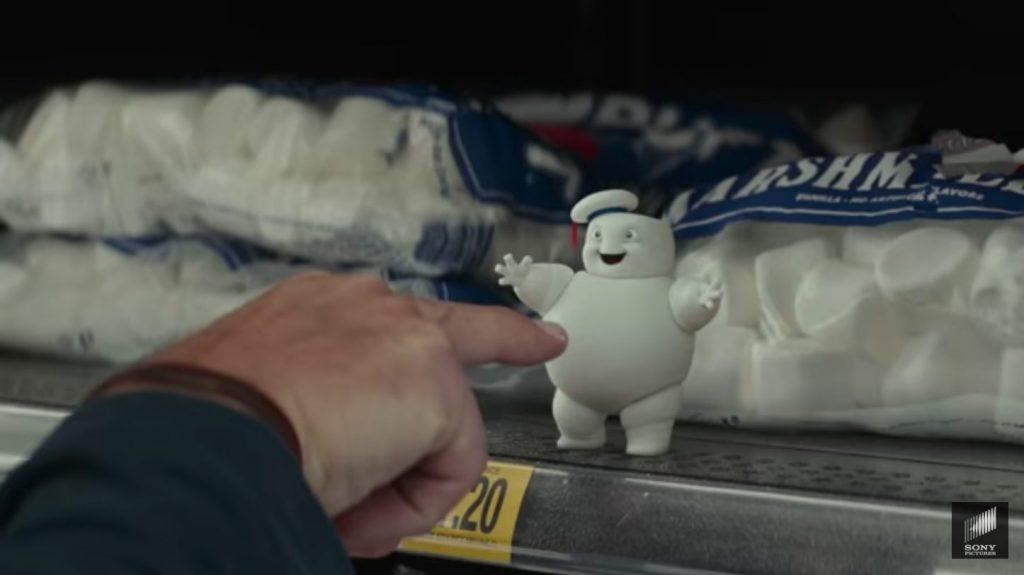 Foto de Ghostbusters: Afterlife da a conocer a los Mini-Pufts junto a Paul Rudd