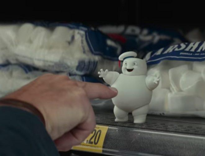 Fotos de Ghostbusters: Afterlife da a conocer a los Mini-Pufts junto a Paul Rudd