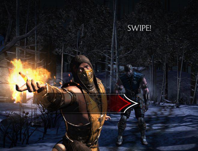 Fotos de Los skins de la película de Mortal Kombat llegan al juego móvil