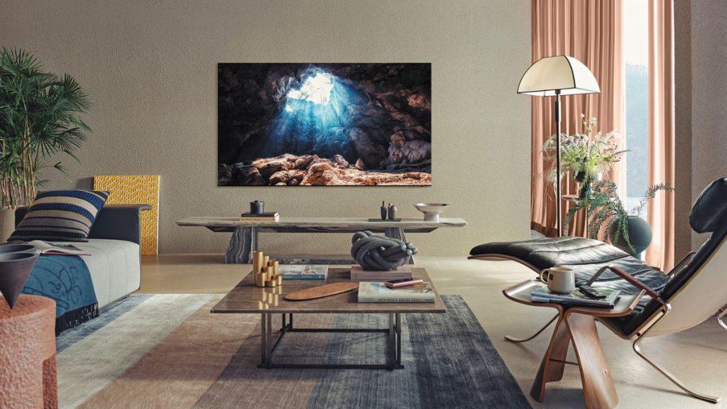 Foto de Inmersión completa: el diseño minimalista de los televisores Neo QLED 8K de Samsung