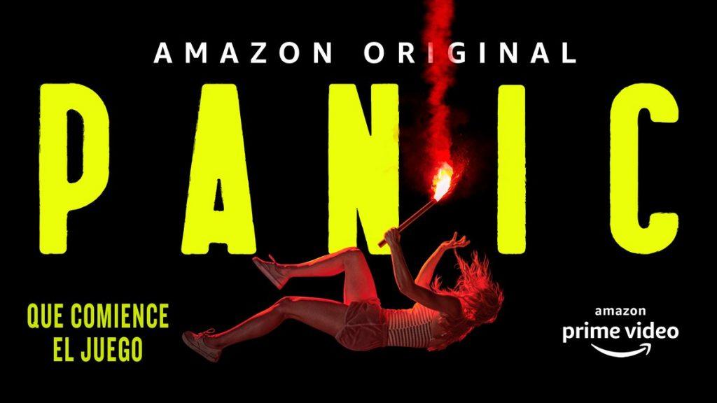 Foto de Panic la nueva serie original de Amazon enfocada al público juvenil, llegará el viernes 28 de mayo