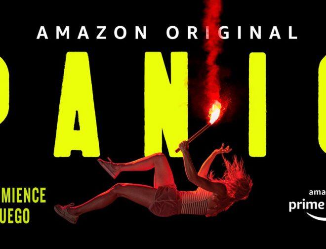 Fotos de Panic la nueva serie original de Amazon enfocada al público juvenil, llegará el viernes 28 de mayo