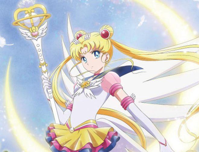 Fotos de Tráiler: Netflix confirma el estreno de la esperada película Pretty Guardian Sailor Moon Eternal