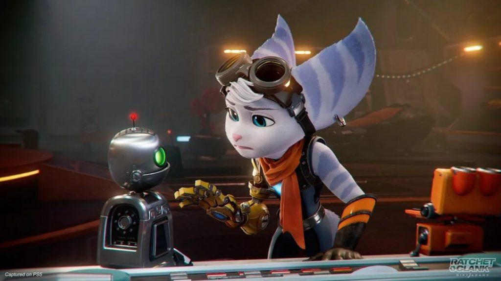 Foto de Se lanza un divertido gameplay de Ratchet & Clank: Una Dimensión Aparte, para PS5