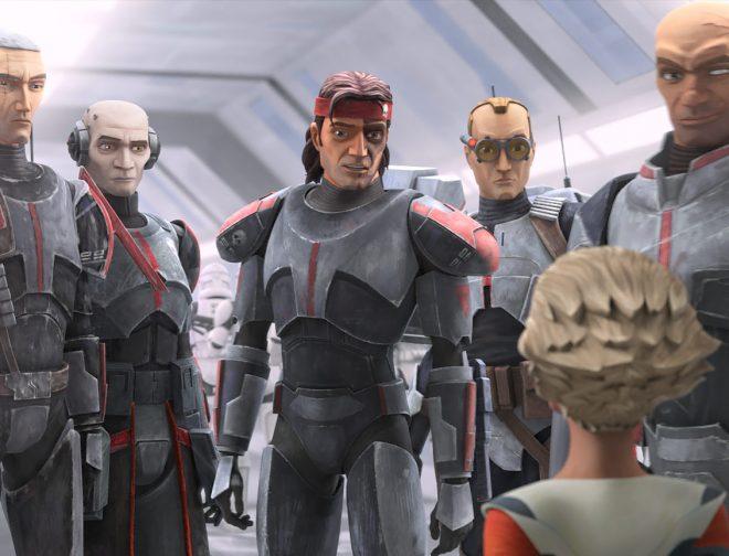 Fotos de La acción se deja ver en el nuevo avance de Star Wars: The Bad Batch