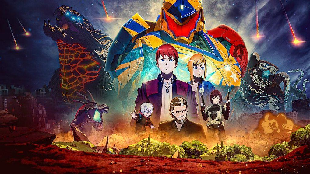 Foto de Netflix anuncia la segunda temporada Titanes del Pacífico: Tierra de Nadie