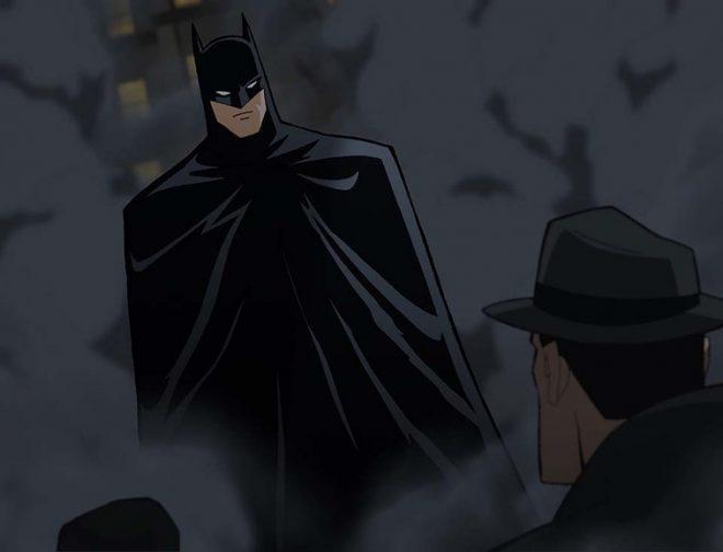 Fotos de Estupendo tráiler de la primera parte Batman: The Long Halloween