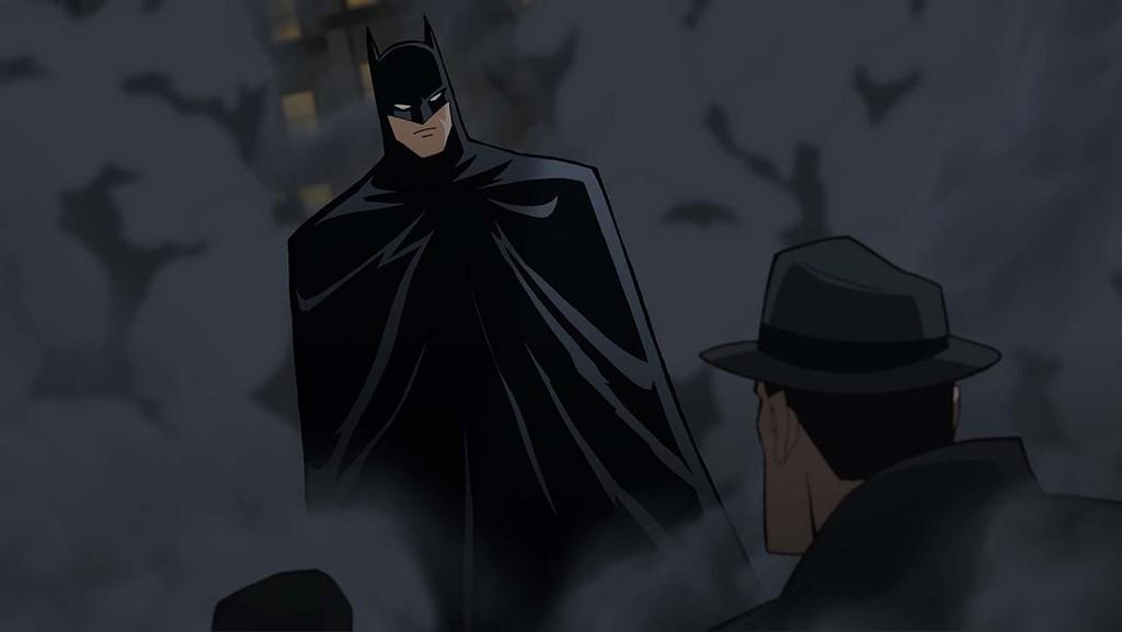 Foto de Estupendo tráiler de la primera parte Batman: The Long Halloween