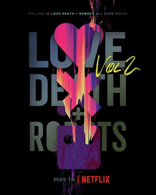 Foto de Tráiler y fecha de estreno del segundo volumen de Love, Death & Robots