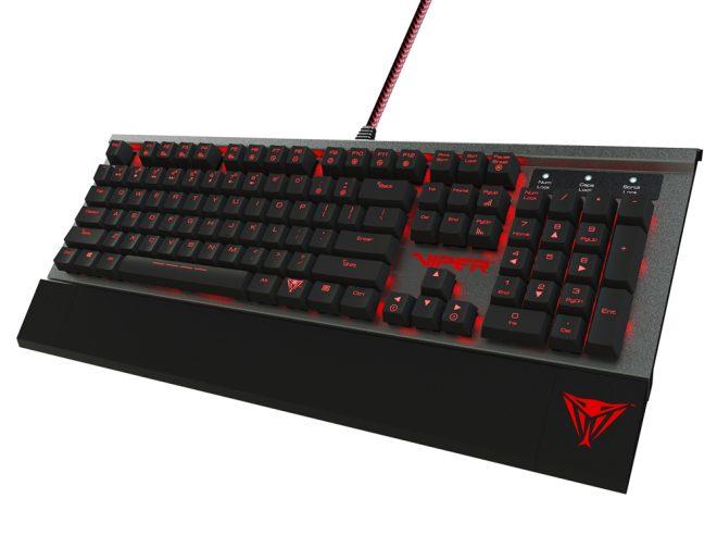Fotos de Conozcamos el VIPER V730, el nuevo teclado mecánico de PATRIOT
