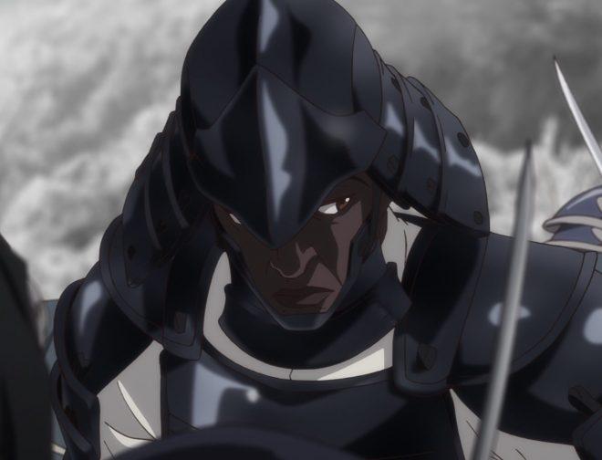 Fotos de Netflix: Excelente tráiler del anime Yasuke, previo a su estreno