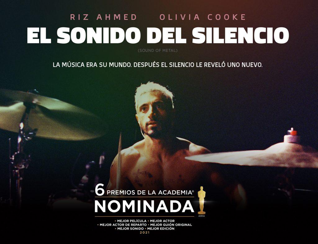 """Foto de """"El Sonido del Silencio"""" y otras películas llegan a la sección alquiler de Claro video en abril"""
