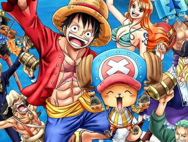 Fotos de Que tanto conoces del manga de One Piece