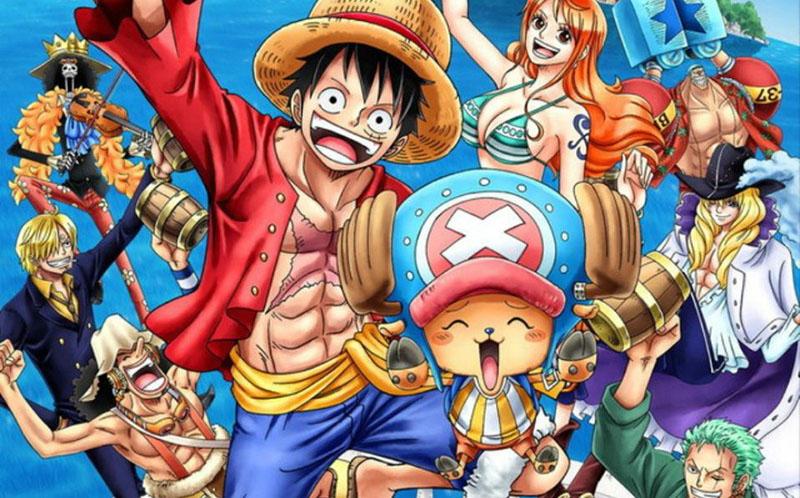 Foto de Que tanto conoces del manga de One Piece