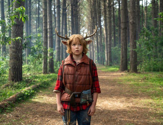 Fotos de Netflix: Susan Downey y Robert Downey Jr hablan sobre la producción de Sweet Tooth