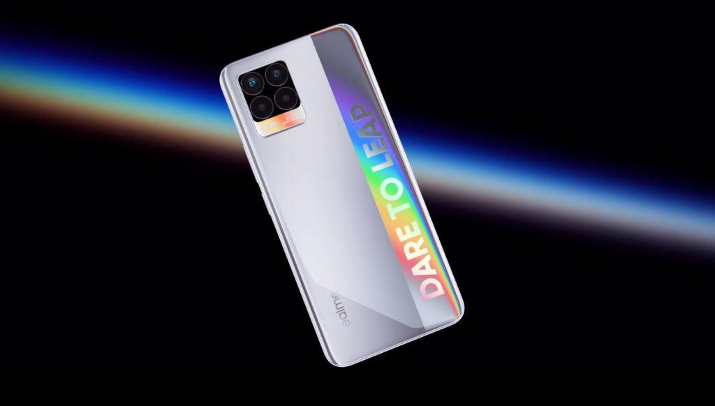 Foto de Realme presento dos nuevos smartphones de su nueva serie 8