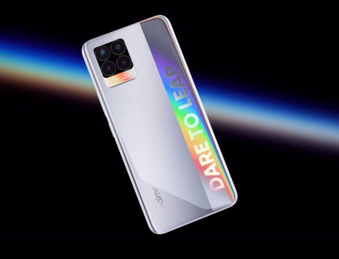 Fotos de Realme presento dos nuevos smartphones de su nueva serie 8