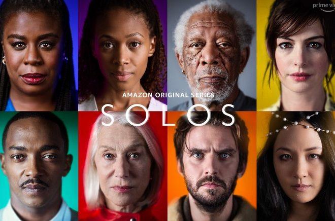 Fotos de Solos, la nueva serie de Amazon Original se estrenará el 21 de mayo