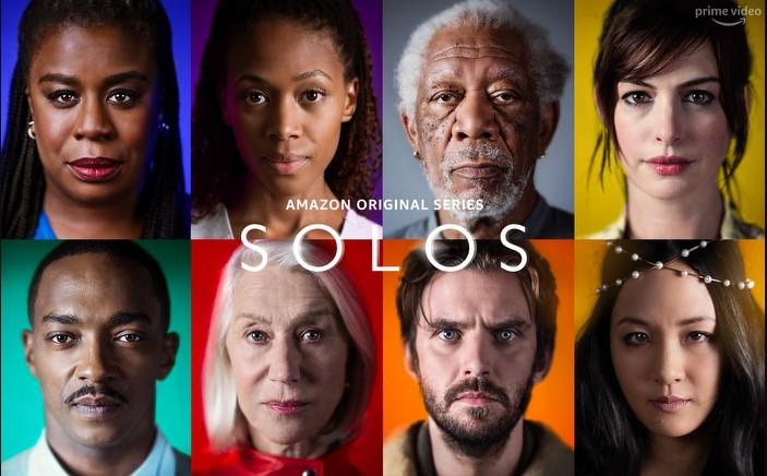 Foto de Solos, la nueva serie de Amazon Original se estrenará el 21 de mayo