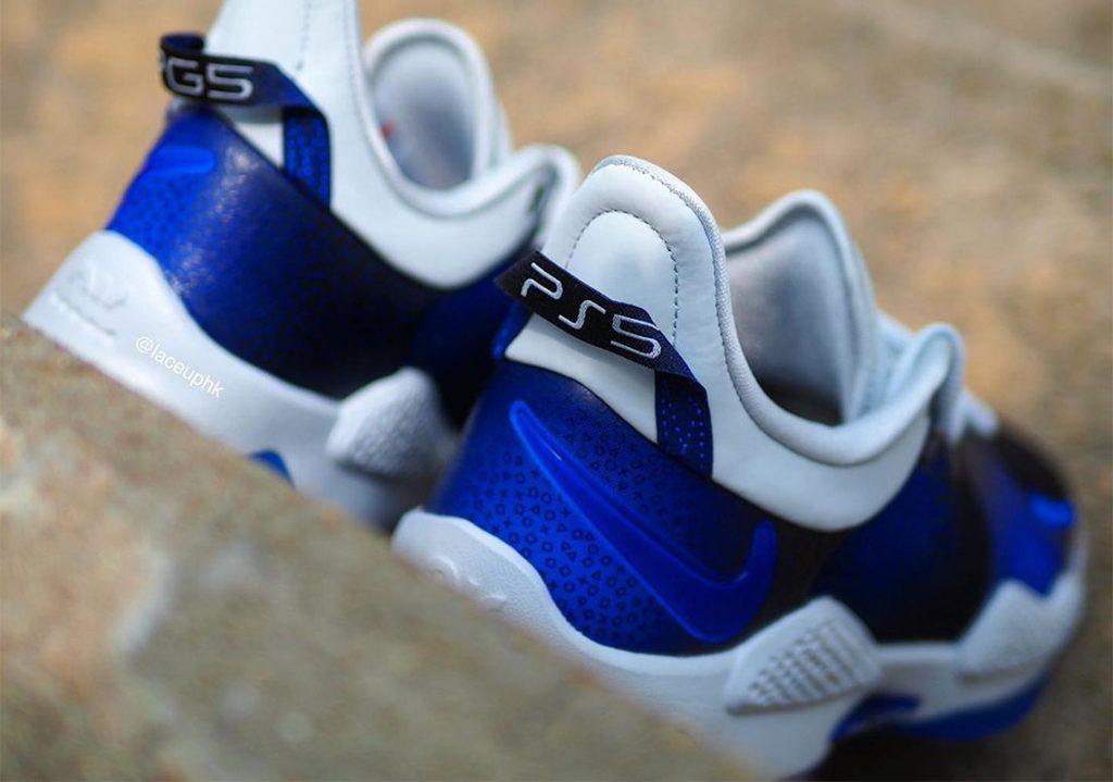 """Foto de Primer vistazo y fecha de la lanzamiento de las Sony x Nike PG 5 """"PlayStation 5"""""""