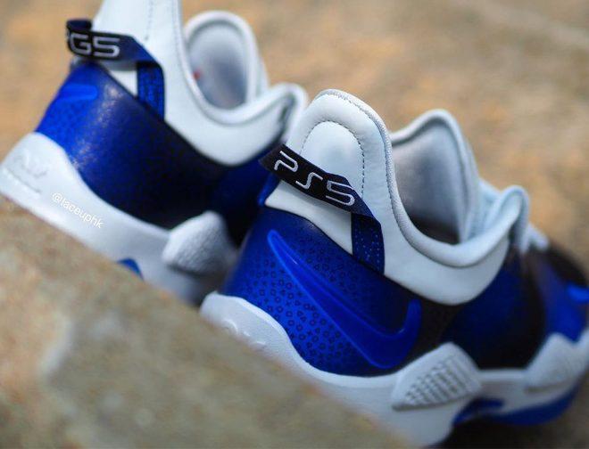 """Fotos de Primer vistazo y fecha de la lanzamiento de las Sony x Nike PG 5 """"PlayStation 5"""""""