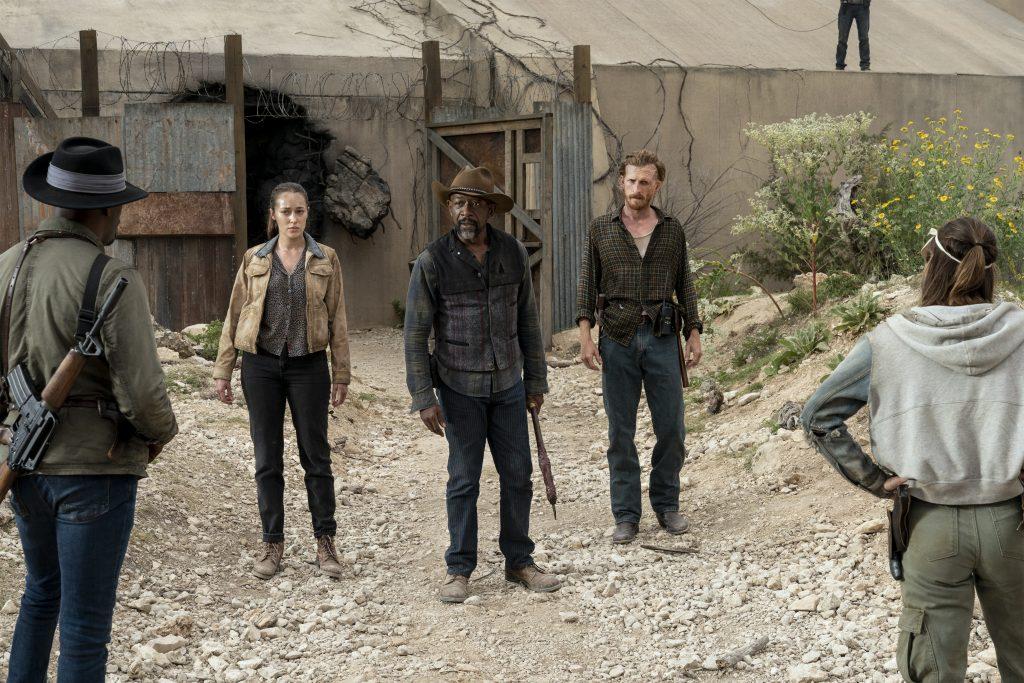Foto de Llegaron los zombies: Fear The Walking Dead estrena la segunda mitad de su sexta temporada en AMC