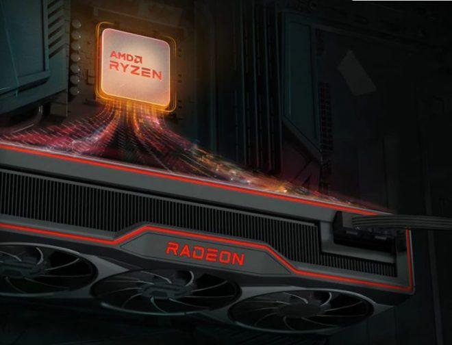 Fotos de AMD nos cuenta más de la tecnología Smart Access Memory