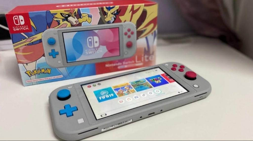 Foto de Amazon México Filtra la esperada New Nintendo Switch Pro