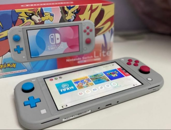 Fotos de Amazon México Filtra la esperada New Nintendo Switch Pro