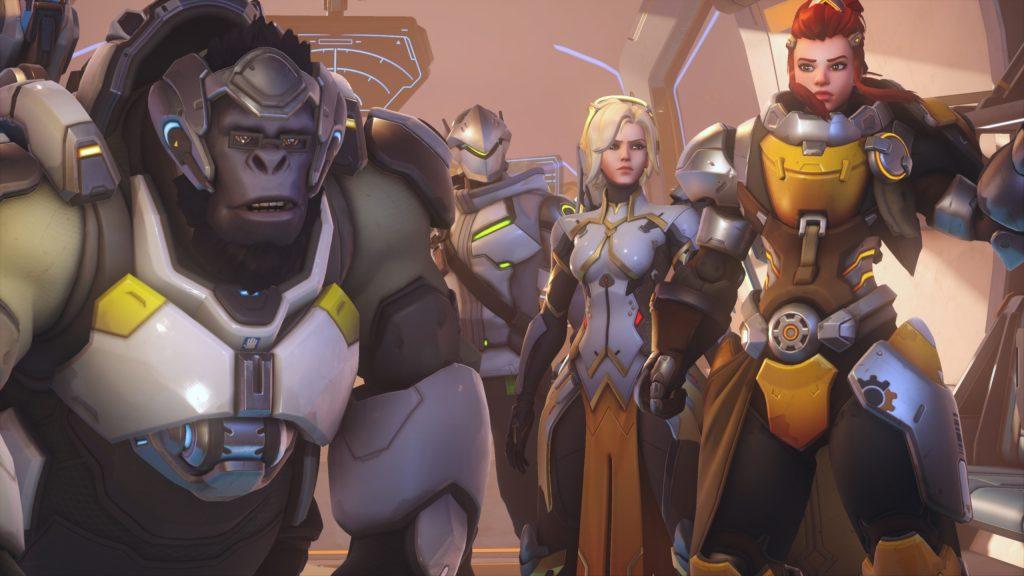 Foto de Inicia la celebración por los cinco años de Overwatch