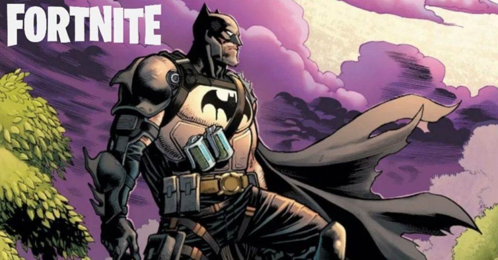 Foto de Un skin basado en Batman: Zero Year llega al battle royale Fortnite