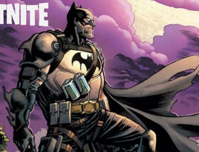 Fotos de Un skin basado en Batman: Zero Year llega al battle royale Fortnite