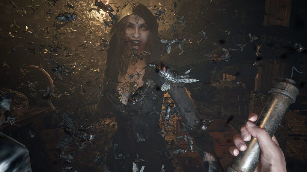 "Foto de Resident Evil: Village, Nuevos datos sobre Bela, Cassandra y Daniela las tres hijas de ""Lady Dimitrescu"""