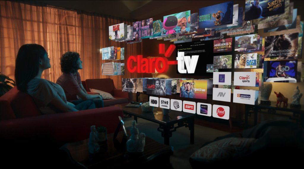 Foto de ClaroTV: la nueva forma de ver televisión llega al mercado peruano